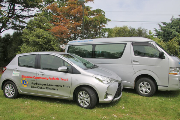 Ellesmere Community Vehicle Trust