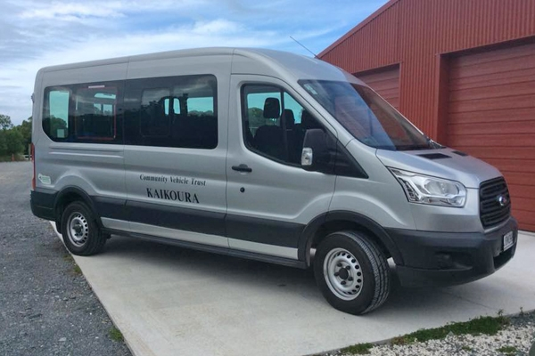 Kaikōura Community Vehicle Trust